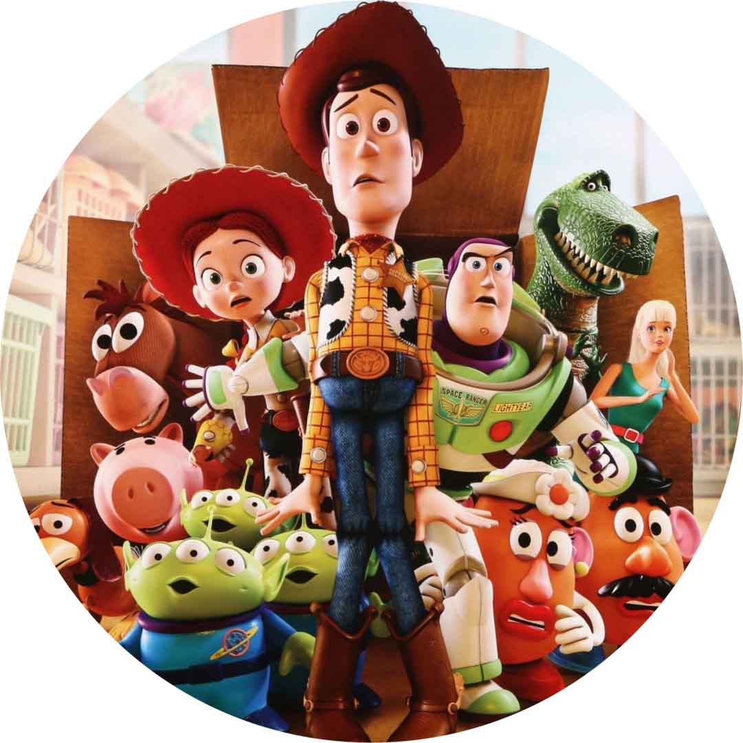 Toy story - 10